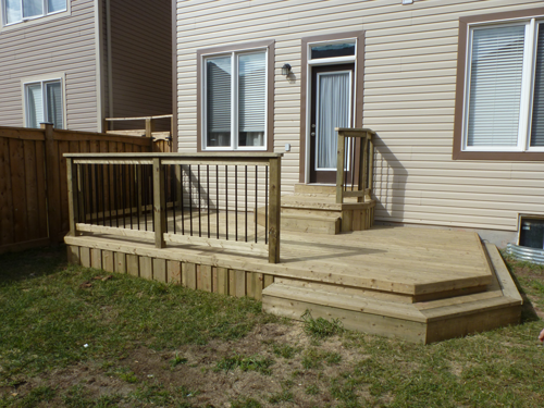 Stairs For Decks Designs
