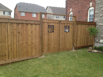 brownfence